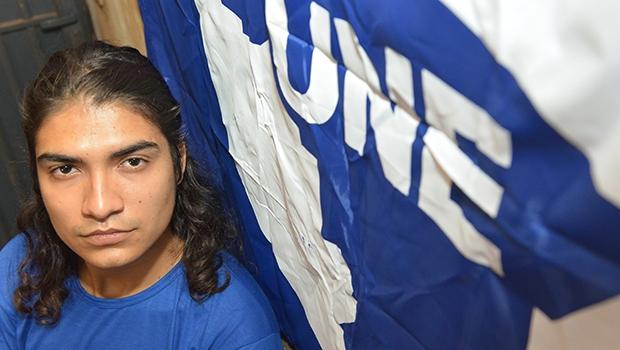 """Ritley Rodrigues: """"As forças de direita precisam dialogar com os alunos""""   André Costa"""