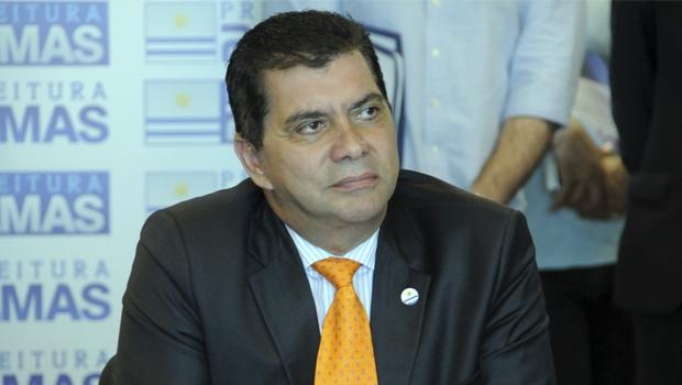 Prefeito Carlos Amastha