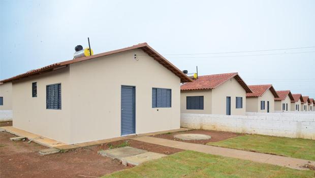 Aparecida de Goiânia é a primeira cidade do País a construir casas para quilombolas