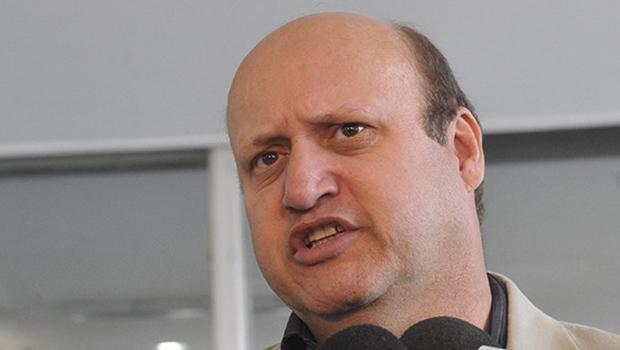 Tucano Célio Silveira aponta Temer como líder da mudança | Crédito: Elza Fiúza/ABr