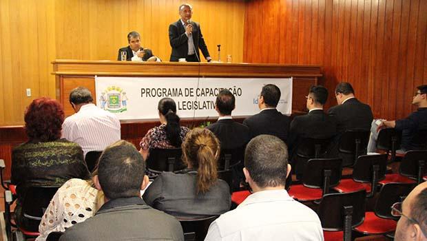 Evento lançou capacitação de servidores do Poder Legislativo | Divulgação