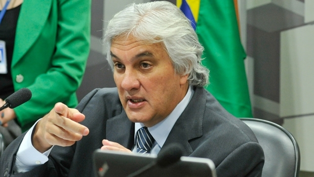 Senador Delcídio Amaral fez delação premiada | Foto: Geraldo Magela