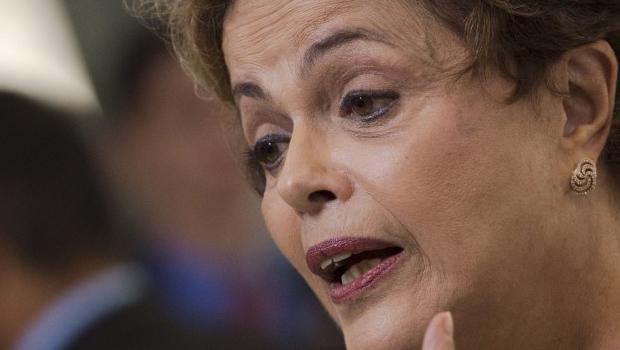 Presidente Dilma Rousseff: segundo Fernando Collor, ela não se recupera mais