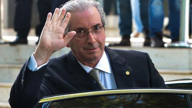 Eduardo Cunha renuncia à presidência da Câmara Federal