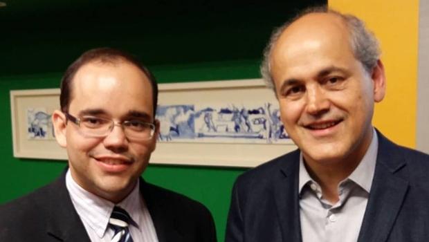 Fábio Sousa, pré-candidato a prefeito de Goiânia, discute propostas para cidades em Curitiba