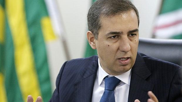 Novo secretário de Segurança Pública, José Eliton