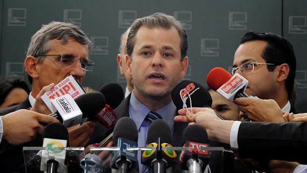 PMDB confirma Leonardo Quintão como novo líder do partido na Câmara
