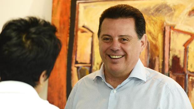 Governador se reúne com vereadores para discutir concessão da Saneago