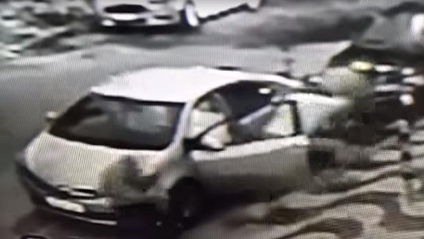 Vídeo mostra assaltante sendo morto no Setor Bueno