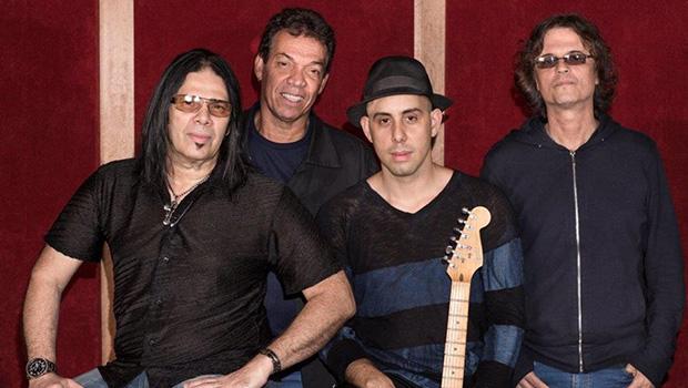 Pedro Baby (centro) convida ex-Novos Baianos para show em Goiânia | Reprodução/Divulgação