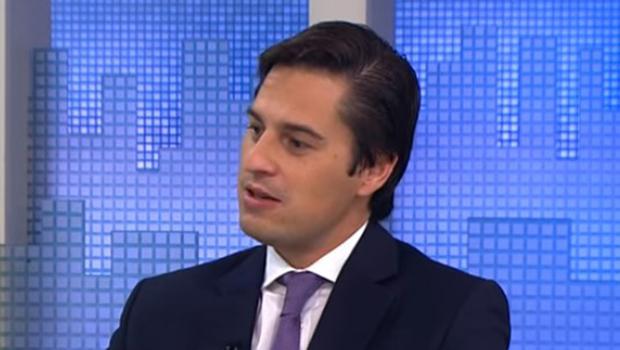 Presidente da SRB, Gustavo Diniz Junqueira | Reprodução/YouTube
