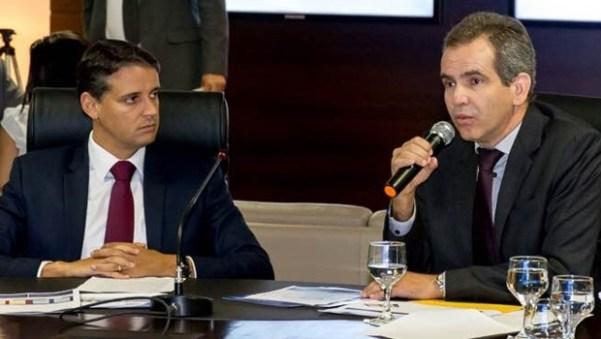 Thiago Peixoto e Leonardo Vilela