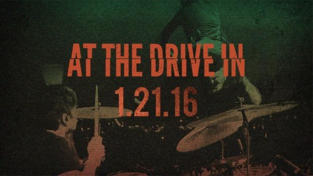 """1.21.16"" e um teaser que pouco fala por si: vem disco novo do At The Drive-In?"
