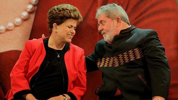 Lula da Silva se reúne com Dilma Rousseff e manda parar a briga entre Palácio do Planalto e PT para não piorar a crise Foto Cristiano Mariz Data: 23/07/2010 Local: Garanhuns - PE