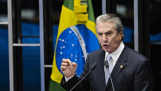 """""""BR Distribuidora foi loteada entre Collor e PT"""""""
