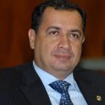 Hildo do Candango é prefeito de Águas Lindas janeiro de 2016
