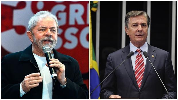 Lula loteou BR Distribuidora entre PT e Collor, diz Janot