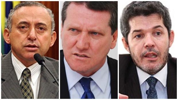 Anselmo Pereira, Giuseppe Vecci e Waldir Soares registraram chapa nesta sexta-feira (22/1) no PSDB metropolitano