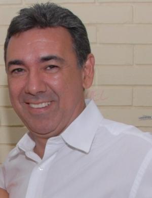 Roberto Silva é prefeito de Itaberaí