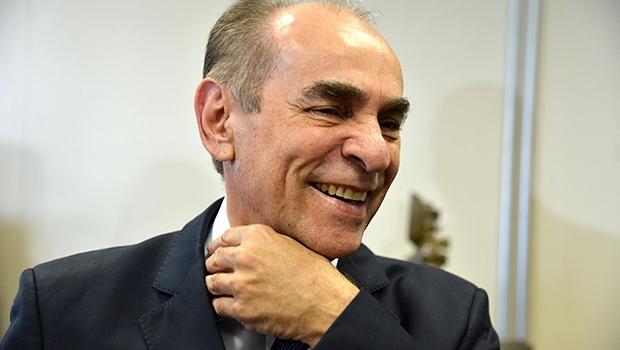Ministro da Saúde, Marcelo Castro: fazedor de frases lamentáveis (Valter Campanato/Agência Brasil)