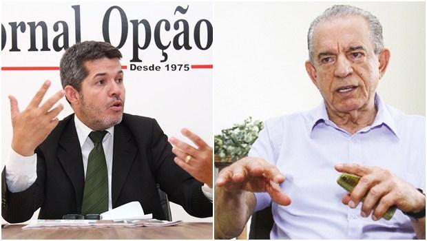 Delegado Waldir e Iris Rezende faltam a mais um debate