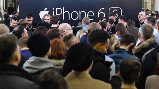 """Meu reino pelo """"S"""" do iPhone 6:  o hiperconsumo na  era do """"cada vez mais"""""""