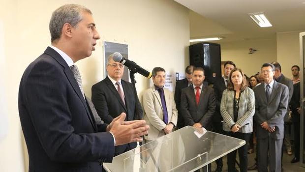 José Eliton reforça união entre poderes para melhoria do serviço público