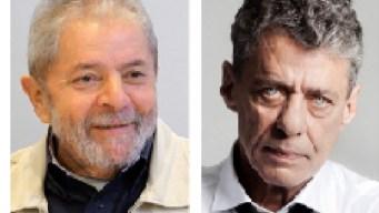 Lula da Silva e Chico Buarque: o político e o compositor-escritor são críticos dos  Estados Unidos, mas estão copiando a tradição contenciosa dos americanos