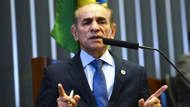 Ministro da Saúde, Marcelo Castro | Foto: Reprodução / José Cruz - Agência Brasil
