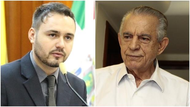 Caso Iris Rezende se recuse a ser o candidato do PMDB nas eleições municipais, Mizair afirma que seu nome está a disposição| Fotos: Alberto Maia / Arquivo Jornal Opção