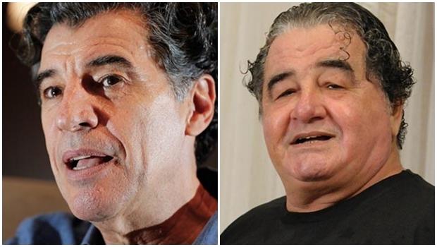 Ator Paulo Betti: consciência de militante amortecida          Ator Otávio Augusto: resposta à proposta indecorosa