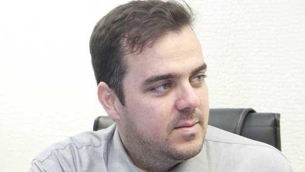 Gustavo Mendanha aposta que será candidato a prefeito de Aparecida de Goiânia