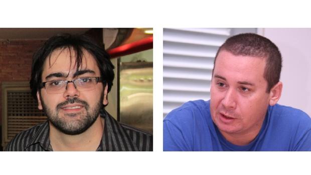 André Moraes: vídeo com a linguagem da internet dá vantagem  Carlos Willian: ferramentas certas potencializam a mensagem