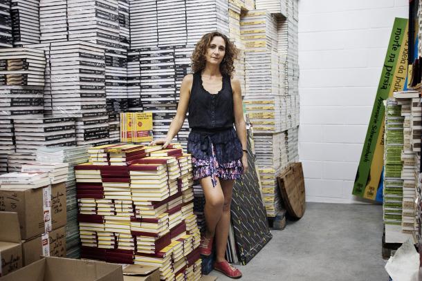 Bárbara Bulhosa é editor da editora Tinta da China1