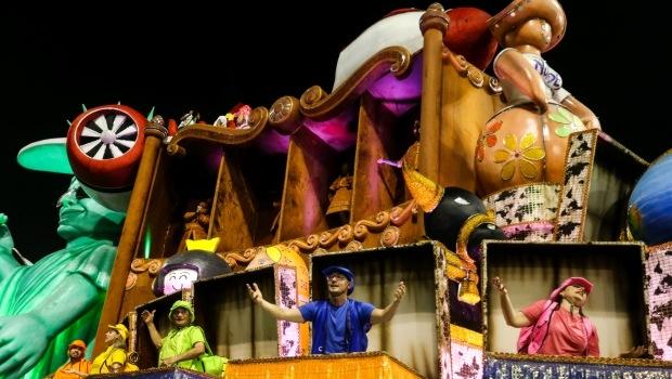 Dragões da Real | Foto: Paulo Pinto/LIGASP/Fotos Públicas