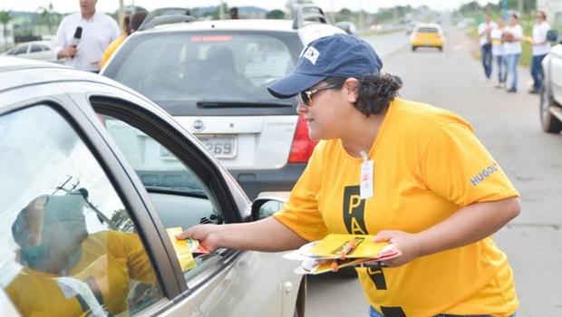 Hugol promove orientação a motoristas no Carnaval