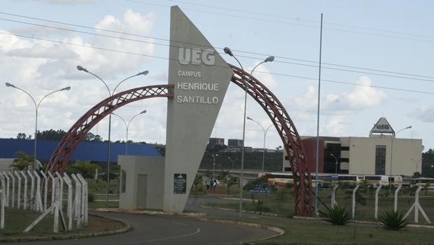 Campus de Anápolis da UEG | Foto: Edilson Pelikano / Jornal Opção