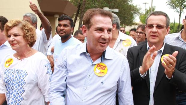 Beto Albuquerque diz que PSB tem melhor projeto para Goiânia