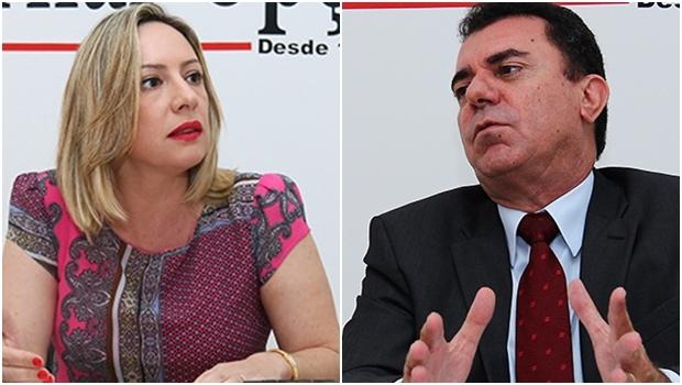 Adriana Accorsi é a nova estrela em ascensão no PT em Goiânia; Luis Cesar Bueno tem a seu favor amplas bases eleitorais na capital