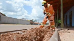Mais água tratada em Barra do Ouro e no distrito de Morro Grande