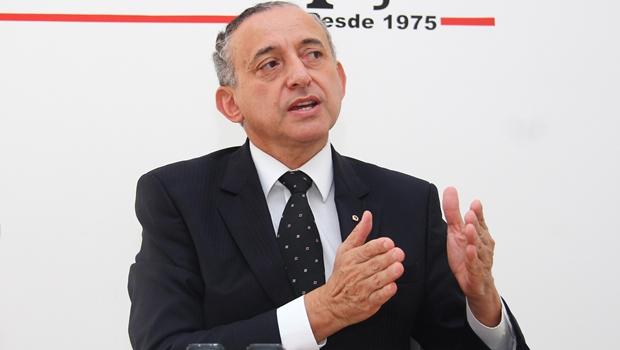 Para Anselmo Pereira, rejeição a outros candidatos beneficia Vanderlan