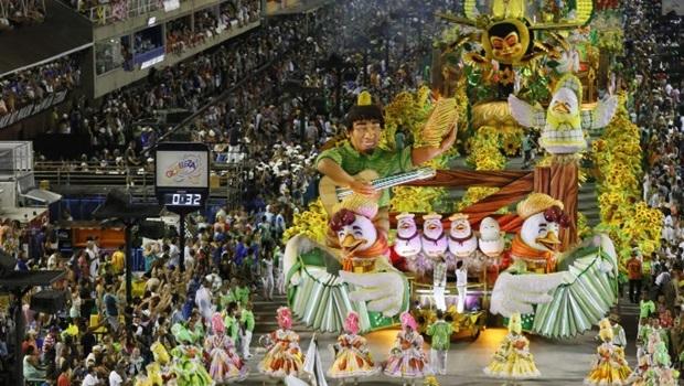 Rio de Janeiro, 08/02/2016 Desfile na | at Sapucaí – Grupo Especial Foto | Photo: Marco Antônio Cavalcanti | Riotur