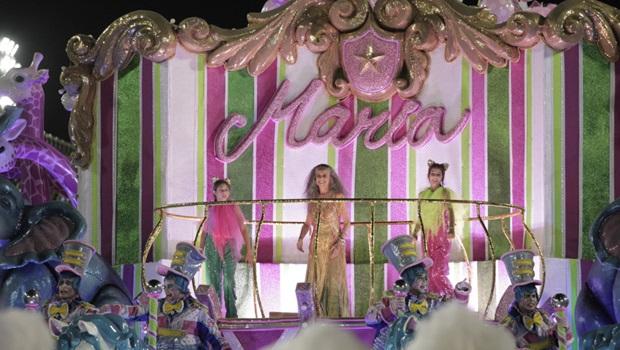Mangueira é a campeã do carnaval do Rio