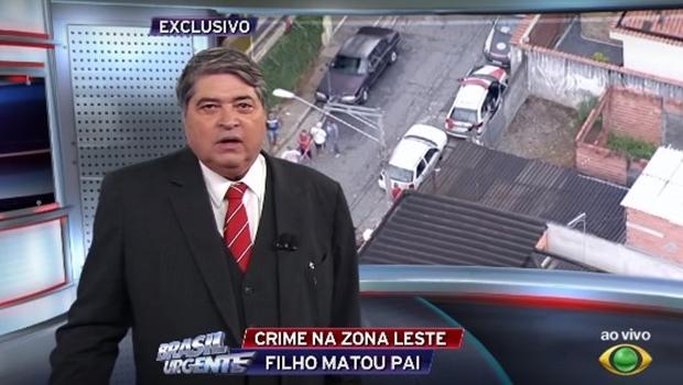 """Datena ataca TV Globo ao vivo: """"Eu quero que vocês se explodam!"""""""