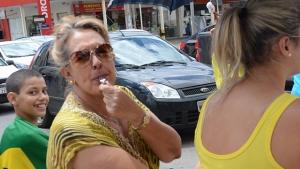 """Joana D'arc: """"Eu não poderia deixar de defender o juiz Sérgio Moro"""""""