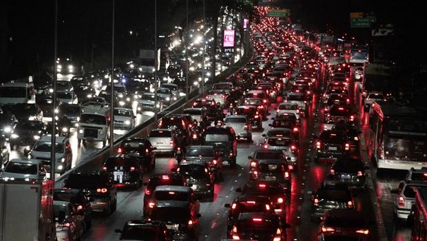 Brasil tem três cidades no Top 10 de ranking mundial de pior trânsito