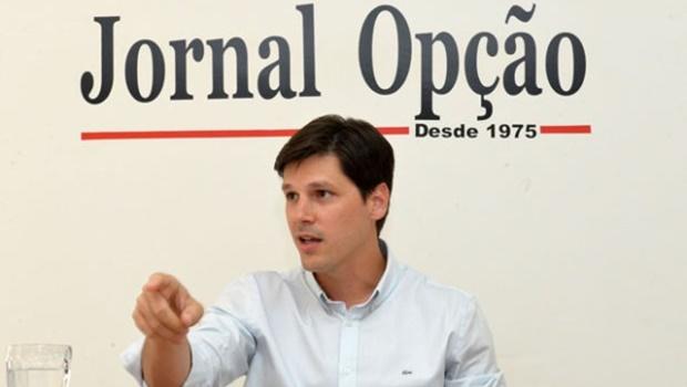 Aliado do Planalto, Daniel Vilela repudia ataque do MST à sede do GJC