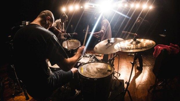 E A Terra Nunca Me Pareceu Tão Distante mostra seu rock instrumental no Diablo Sessions nesta quinta-feira (24/3) | Foto: Rodrigo Gianesi