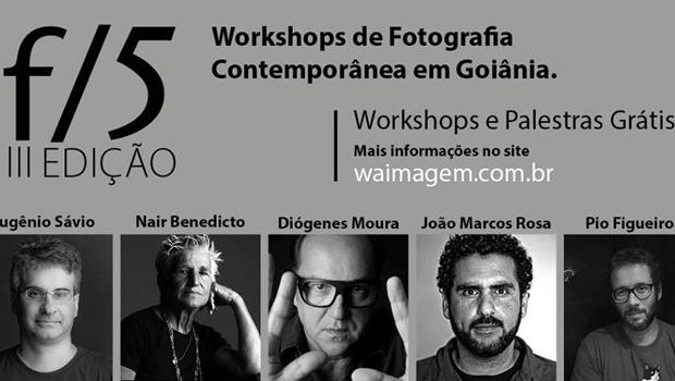 Projeto de Fotografia Contemporânea F/5 chega à terceira edição