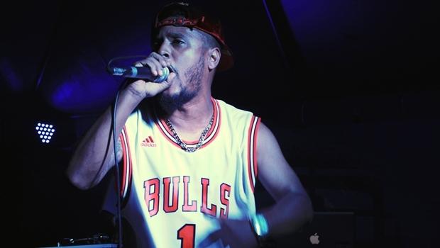 Rapper Gasper continua sua turnê itinerante Foto: Divulgação